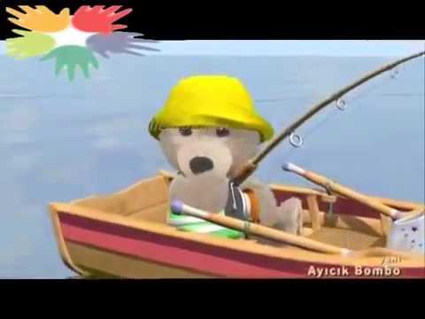 Ayıcık Bombo (Ayıcık Bombo Balığa Çıkıyor) – Çizgi Film