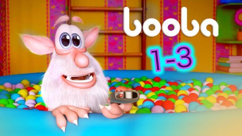 Booba –  3 bölümün hepsi – komik videolar