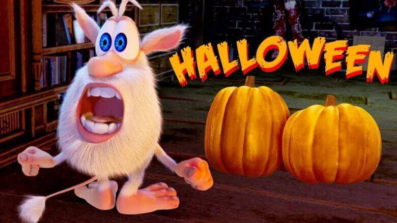 Booba Cadılar Bayramı – Çocuklar için çizgi filmler
