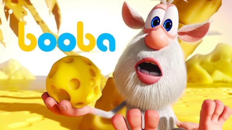 Booba – Gürültü 💚 Karışık çizgi filmler ☀️ Bebekler için çizgi filmler
