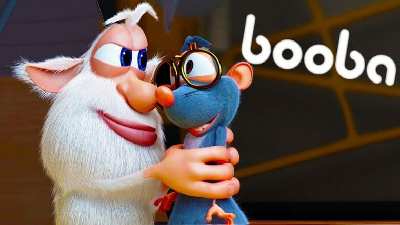 Booba –  Konser Salonu🎹 – Karışık çizgi filmler – Bebekler için çizgi filmler