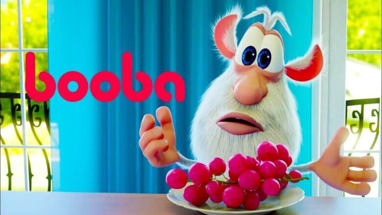 Booba – 🍇Üzüm – Çocuklar için karışık çizgi filmler – Bebekler için çizgi filmler