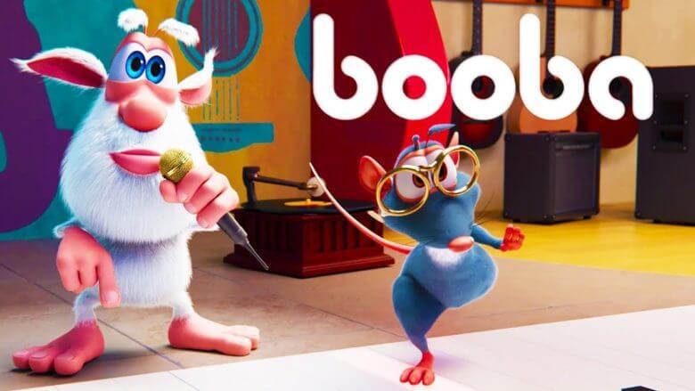 Booba yeni bölüm – 🎺Müzik Aleti Mağazası – En iyi bölümler😍 – Bebekler için çizgi filmler