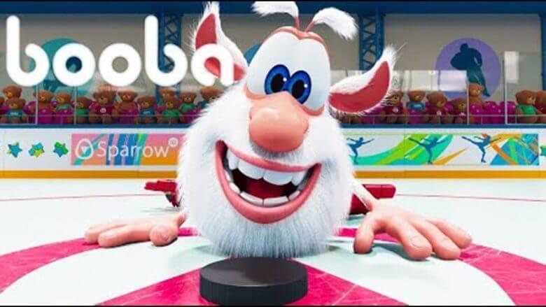 Booba 😎 Yeni bölümler 🏒 Hokey ❄️ Delerme  En iyi çizgi filmler  Bebekler için çizgi filmler