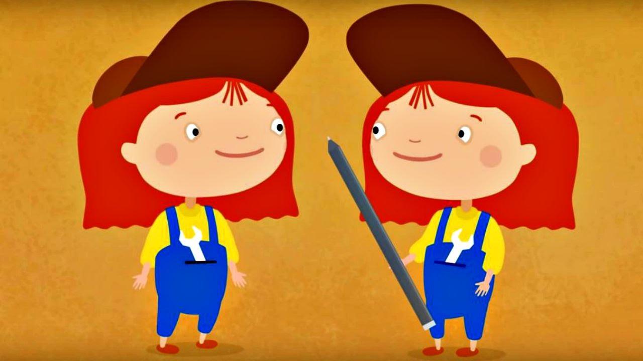 Eğitici çizgi film – Doktor Mac Wheelie bize renkleri öğretiyor – Çekici