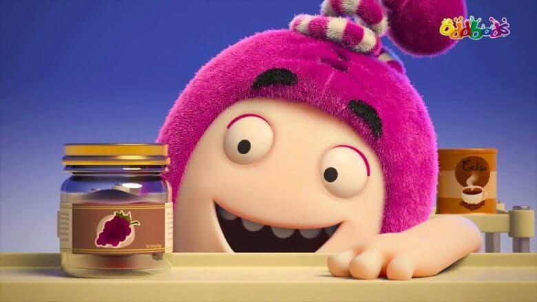Oddbods | Yeni | ODD'LARI ZORLAMAK | Eğlenceli çizgi filmler