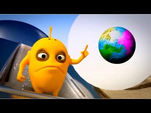 Oko ve Lele – En ilginç – Arka arkaya – Bebekler için çizgi filmler