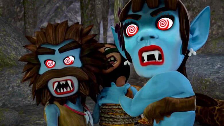 Oko ve Lele – Premiere🦇 – Mağara – Tüm yeni bölümler ⭐ Bebekler için çizgi filmler
