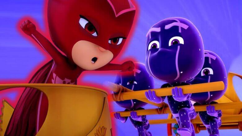 Pijamaskeliler Türkçe ✨ Baykuş Kız ve Baykuşçuklar ✨ çizgi filmleri çocuklar için