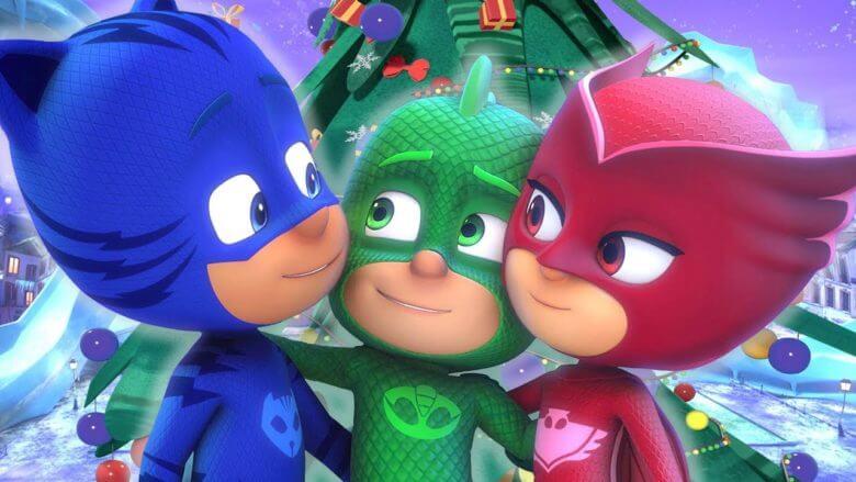Pijamaskeliler Türkçe 🎄 Mutlu Noeller 🎄 çizgi filmleri çocuklar için