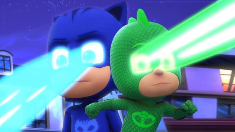 Pijamaskeliler Türkçe 🌙 PJ Masks'ın bir sorunu var! 💙 çizgi filmleri çocuklar için