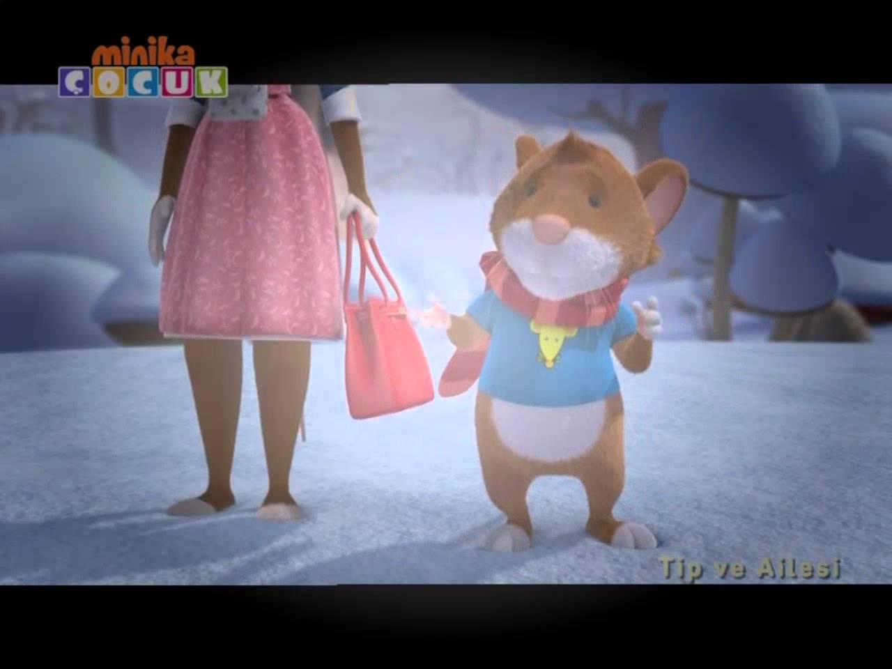 Tip ve Ailesi Buz Pateni Yapmayaçağım Minika Çocuk