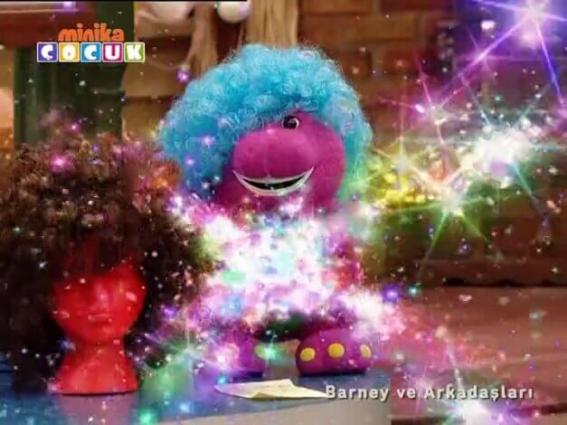 Barney ve Arkadaşları İzle Türkçe Çizgi Filmi İzle