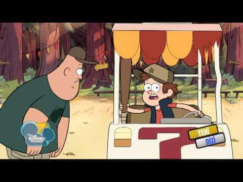 Esrarengiz Kasaba 3 Kasım Pazar günü Disney Channel