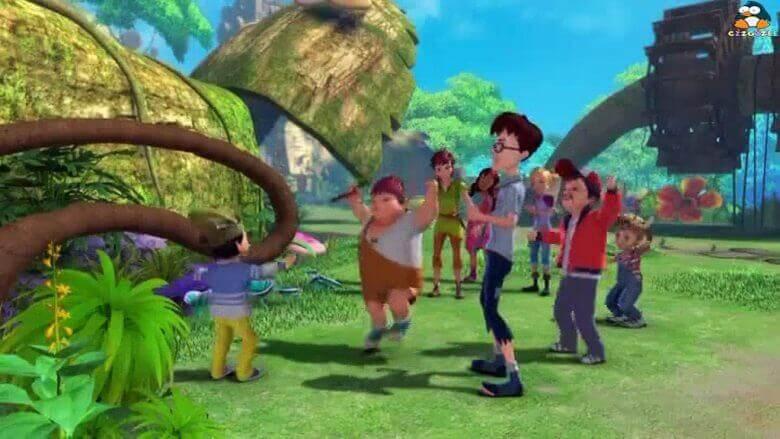 Peter Panın Maceraları Gölge Hırsızı Çizgi Film
