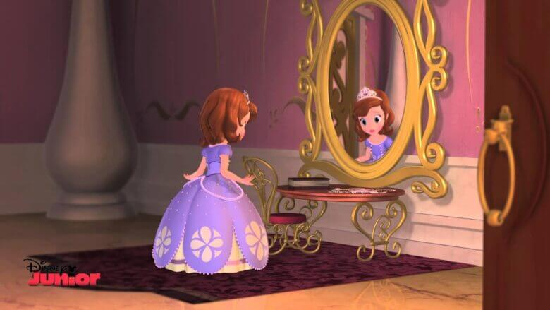 Sofia The First – Im Not Ready To Be A Princess – Music Video – HD