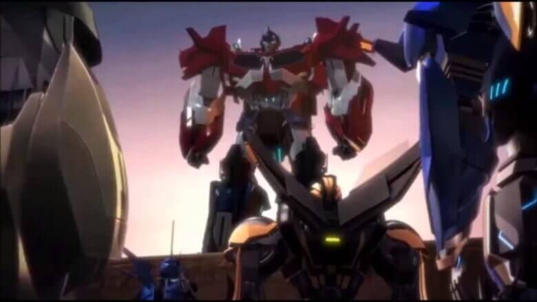 Transformers Prime (Beast Hunters) Predacons Rising ending