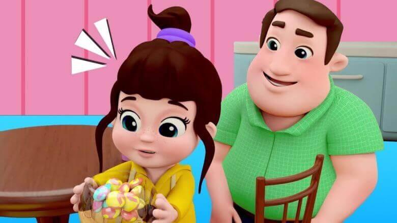 Zeynep Zeynep O Şeker Mi? – Eğlenceli Çocuk Şarkısı – Türkçe Johny Johny Yes Papa