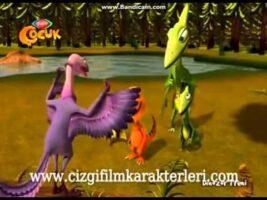Dinozor Treni – Ben Bir T.Rexim – Dinazor Treni İzle